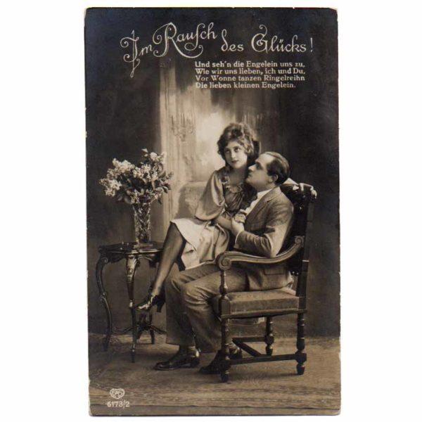 rakkautta postikortissa